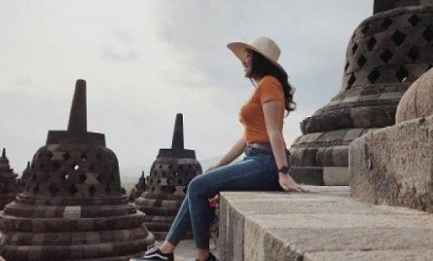 Letak Candi Borobudur Dan Harga Tiket Masuk