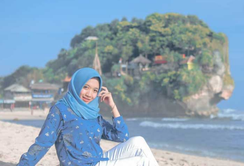 Lokasi Pantai Indrayanti Jogja