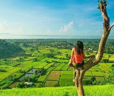 Alamat Dan Harga Tiket Masuk Bukit Belong Klungkung Bali