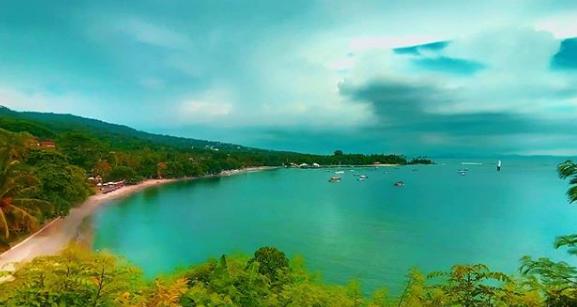 Spot Foto Dan Lokasi Objek Wisata Pantai Senggigi Lombok