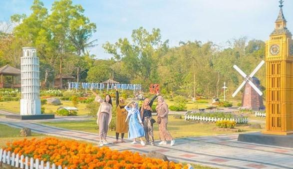 Merapi Park, Spot Foto, Lokasi Dan Harga Tiket Masuk