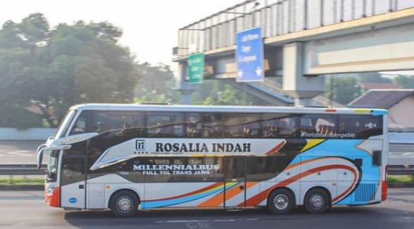 Harga Tiket Bus Jakarta Surabaya Murah 2020