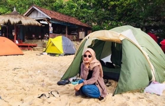 Pantai Pok Tunggal Gunung Kidul Di Jogja