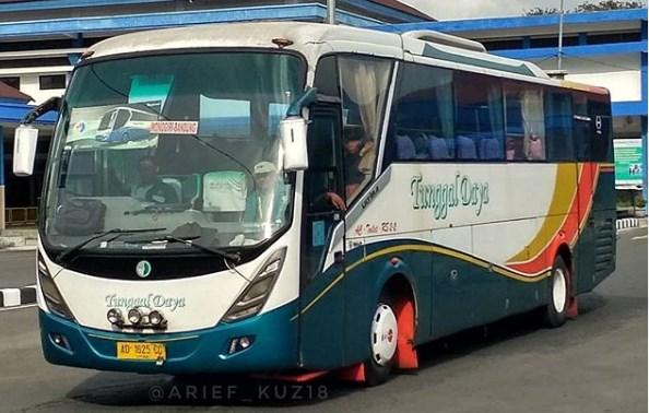 Harga Tiket Bus Bandung Jogja Terbaru