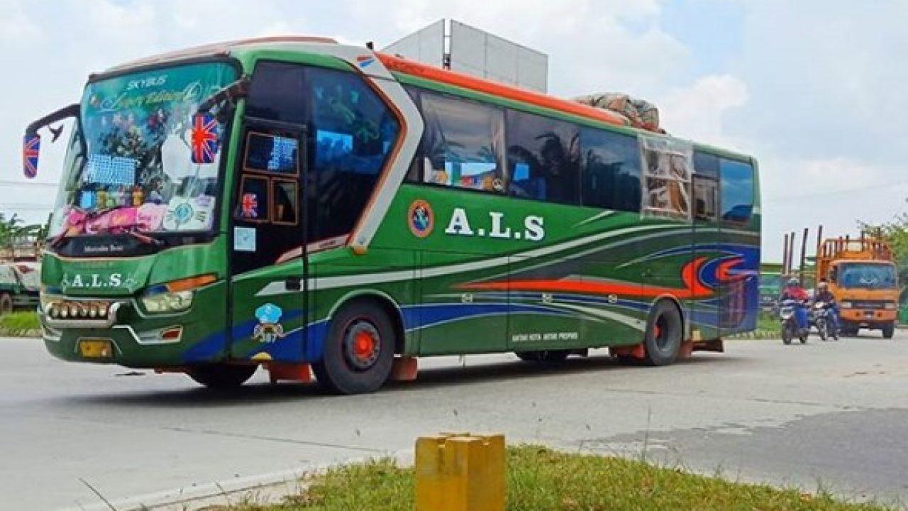 Harga Tiket Dan Rute Bus Als Terbaru Fankymedia