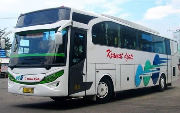 Harga Tiket Bus Kramat Djati Terlengkap Dan Terupdate