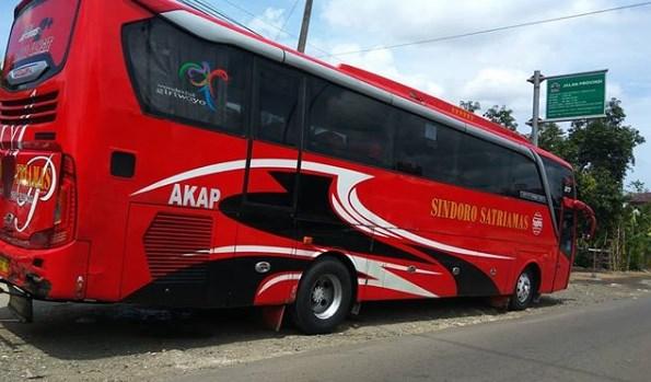 Harga Tiket Bus Sindoro Satriamas Terbaru 2020