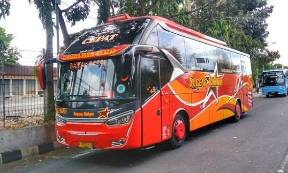 Harga Tiket Bus Sugeng Rahayu Terlengkap