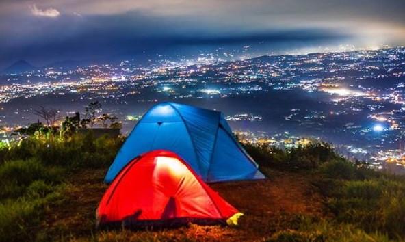 12 Tempat Camping Di Bogor Paling Keren