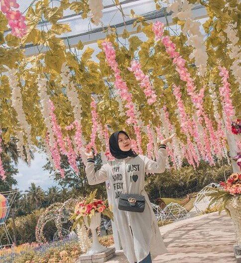 Taman Bunga Alamanda Jogja Flower Garden Turi Selman Lokasi Dan Harga Tiket Masuk Fankymedia