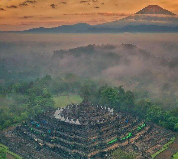 Punthuk Setumbu, Lokasi, Aktivitas Dan Harga Tiket Masuk
