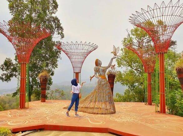 Taman Langit Malang, Spot Foto, Lokasi Dan Harga Tiket Masuk