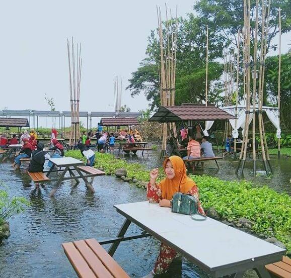 Ketjeh Resto Klaten, Lokasi dan Daftar Harga Menu