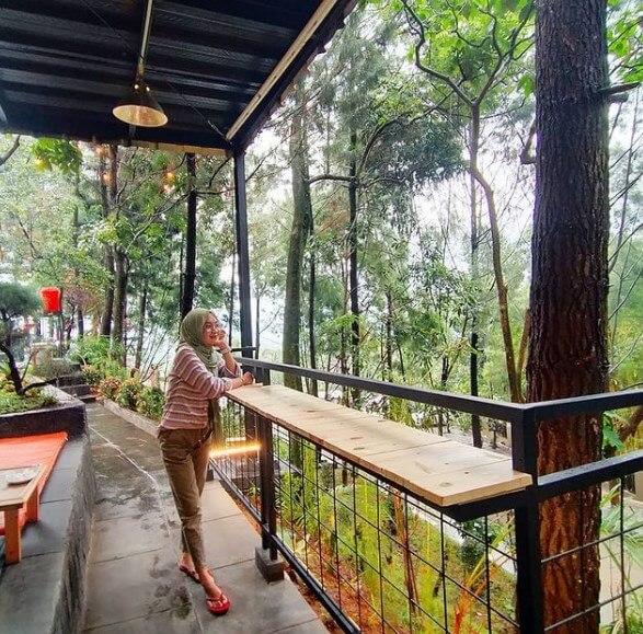 Bukit Nurmala Cafe Bogor, Lokasi dan Daftar Harga Menu