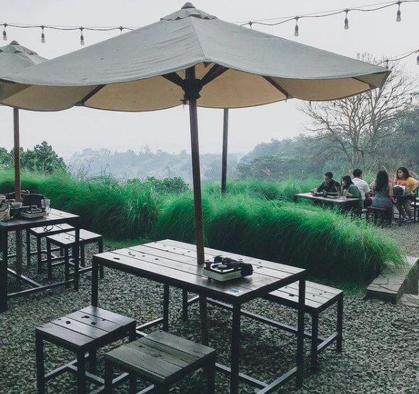 Utara Cafe Bandung, Review, Lokasi dan Harga Menu