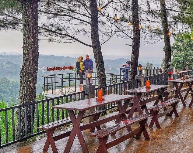 Elji Cafe Lingkung Gunung Bogor, Lokasi, Fasilitas dan Daftar Harga Menu