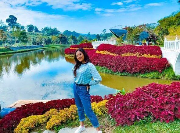 Taman Lembah Dewata Lembang Bandung, Lokasi dan Harga Tiket Masuk