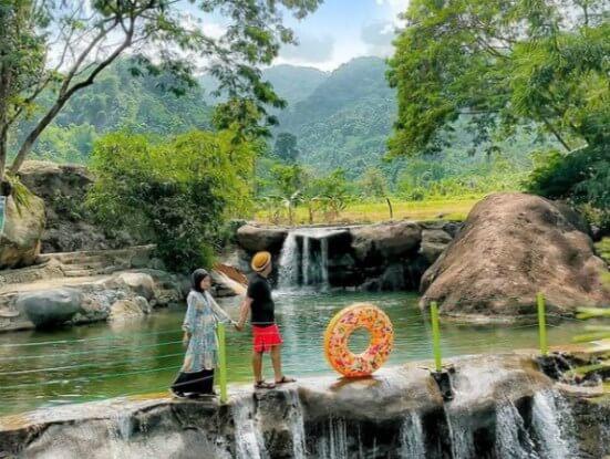 Leuwi Pangaduan Sentul - Review, Lokasi dan Harga Tiket Masuk