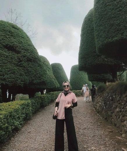 Bukit Jamur Rancabolang Ciwidey - Review, Lokasi dan Harga Tiket Masuk