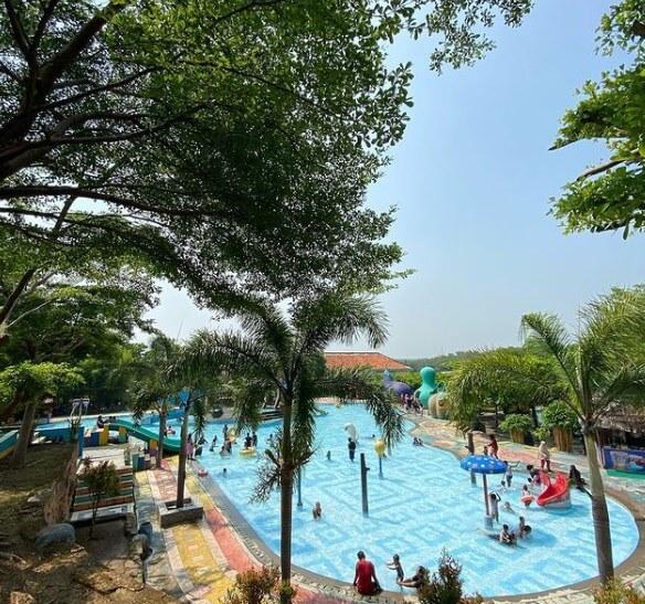 Jembar Waterpark Majalengka - Review, Lokasi dan Harga Tiket Masuk