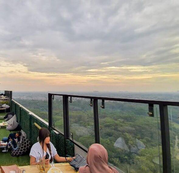 Tamelo Atap Cafe Depok - Review Lokasi dan Harga Menu