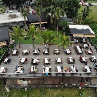 Jinjit Kopi Medan - Review Tempat dan Harga Menu
