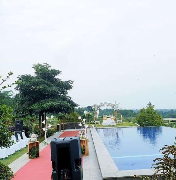 Villa HMD Trawas Mojokerto - Review Tempat dan Harga Sewa