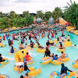 Water Kingdom Mekarsari Bogor, Review Lokasi dan Harga Tiket Masuk