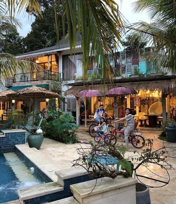 Begreno Home Bogor - Review Lokasi dan Harga Permalam