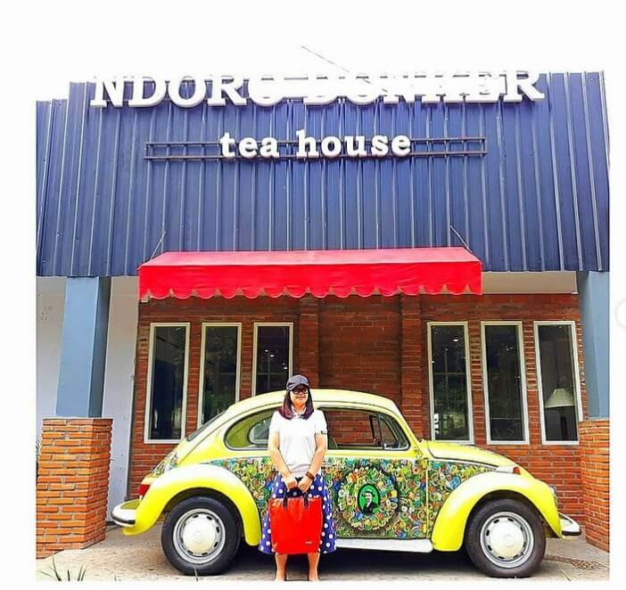 Ndoro Donker Tea House Karanganyar, Review Lokasi dan Harga Menu