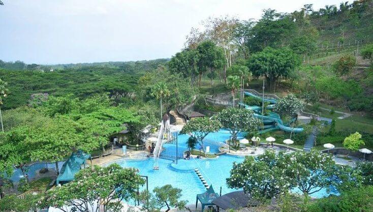 Taman Dayu Waterpark Pasuruan, Review Tempat dan Harga Tiket Masuk