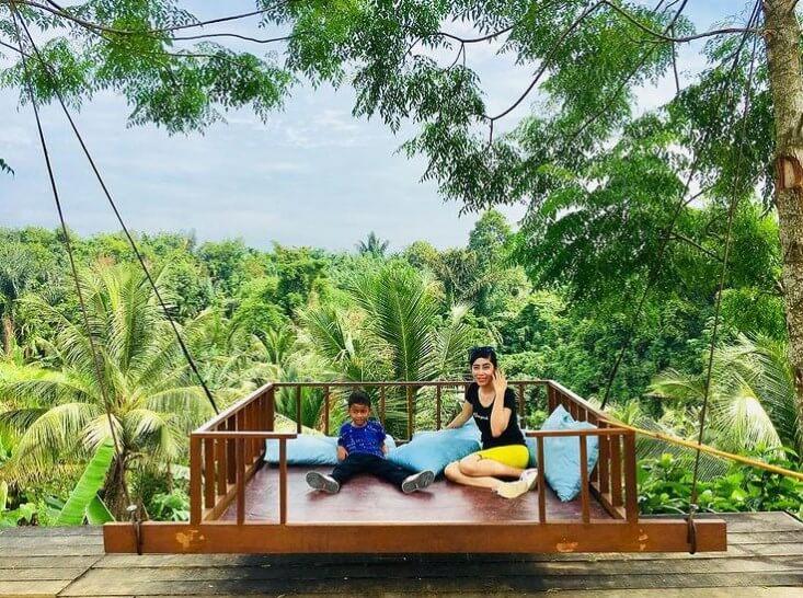 Sunflower Garden Medan, Review Lokasi dan Harga Tiket Masuk