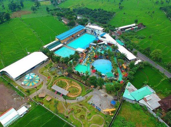 Saygon Waterpark Pasuruan - Review Lokasi dan Harga Tiket Masuk