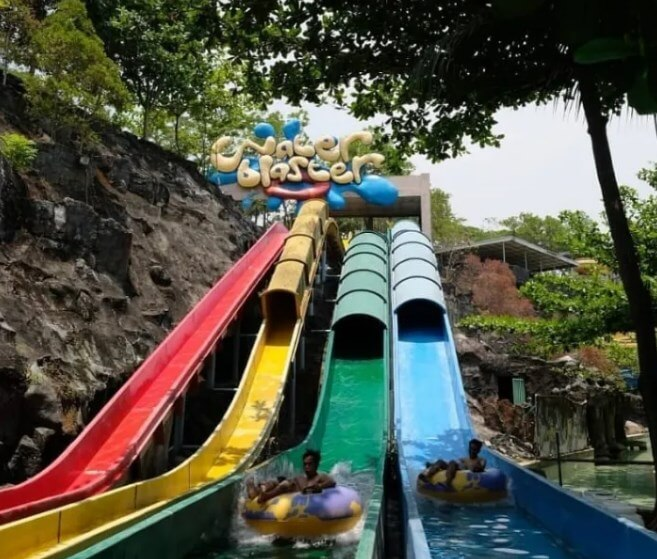 Lokasi Water Blaster Semarang